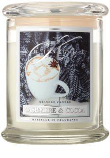 Kringle Candle Cashmere&Cocoa lumânare parfumată