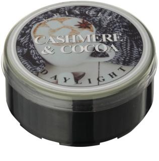 Kringle Candle Cashmere & Cocoa Teelicht 35 g