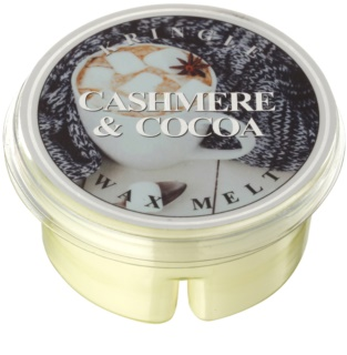 Kringle Candle Cashmere & Cocoa vosk do aromalampy 35 g