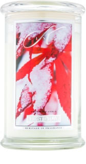 Kringle Candle First Snow illatos gyertya  624 g