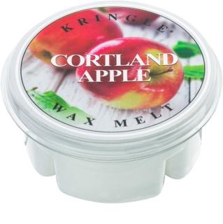 Kringle Candle Cortland Apple illatos viasz aromalámpába 35 g