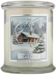 Kringle Candle Cozy Cabin ароматизована свічка  411 гр