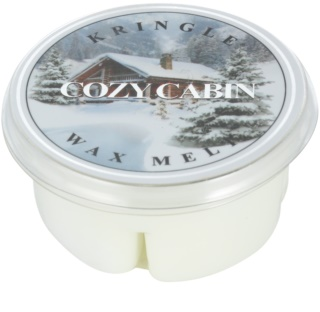 Kringle Candle Cozy Cabin Wachs für Aromalampen 35 g