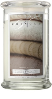 Kringle Candle Comfy Sweater illatos gyertya  624 g