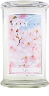 Kringle Candle Cherry Blossom ароматизована свічка  624 гр