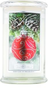 Kringle Candle Christmas dišeča sveča  624 g