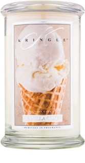 Kringle Candle Vanilla Cone Duftkerze  624 g