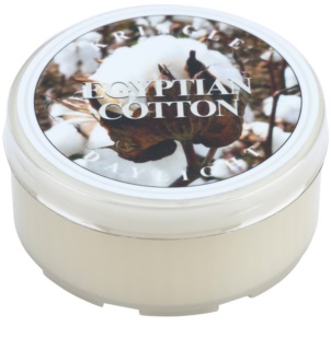 Kringle Candle Egyptian Cotton candela scaldavivande 35 g