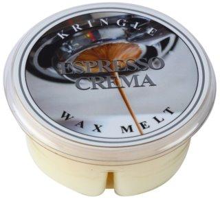Kringle Candle Espresso Crema cera derretida aromatizante 35 g