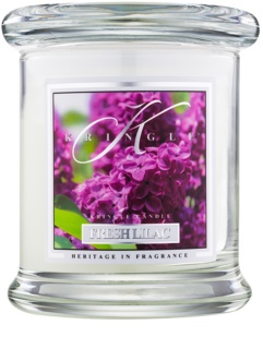 Kringle Candle Fresh Lilac ароматна свещ