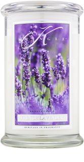 Kringle Candle French Lavender ароматизована свічка  624 гр