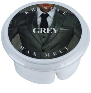 Kringle Candle Grey illatos viasz aromalámpába 35 g