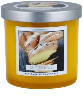 Kringle Candle Ginger Root vonná svíčka 141 g malá