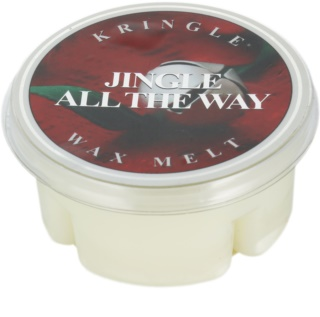 Kringle Candle Jingle All The Way Yankee Candle Wax  35 gr