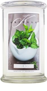 Kringle Candle Fresh Mint Duftkerze  624 g