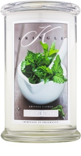 Kringle Candle Fresh Mint ароматизована свічка  624 гр