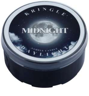 Kringle Candle Midnight teamécses