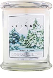 Kringle Candle Snow Capped Fraser ароматизована свічка  411 гр