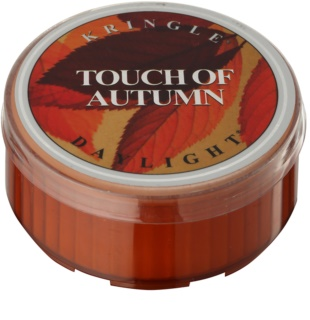 Kringle Candle Touch of Autumn teamécses