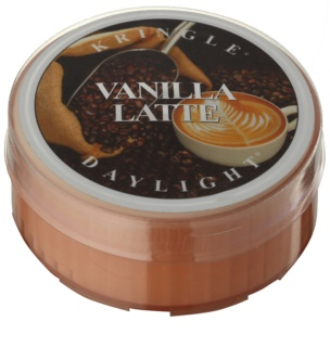 Kringle Candle Vanilla Latte świeczka typu tealight 35 g