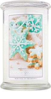 Kringle Candle Coconut Snowflake ароматизована свічка  624 гр
