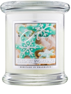 Kringle Candle Coconut Snowflake ароматизована свічка  127 гр
