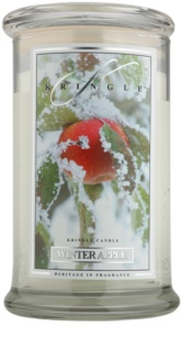 Kringle Candle Winter Apple lumanari parfumate  624 g