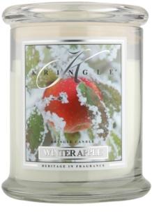 Kringle Candle Winter Apple bougie parfumée 411 g