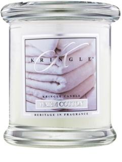 Kringle Candle Warm Cotton ароматизована свічка  127 гр