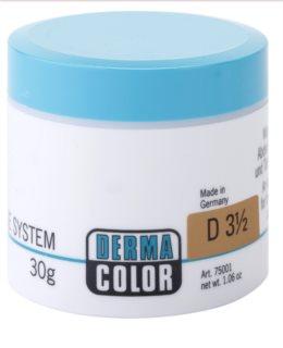 Kryolan Dermacolor Camouflage System corrector y maquillaje 2en1 textura crema