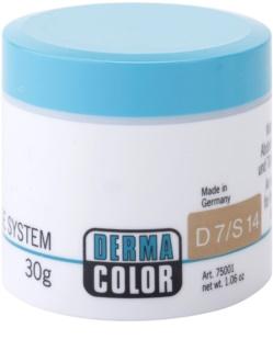 Kryolan Dermacolor Camouflage System correcteur crème et fond de teint 2 en 1