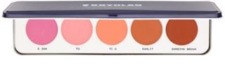Kryolan Basic Face & Body палитра червила 5 цвята