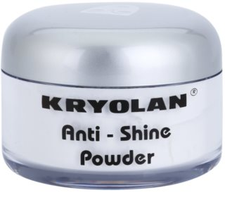 Kryolan Basic Face & Body Fixation Powder with Matte Effect