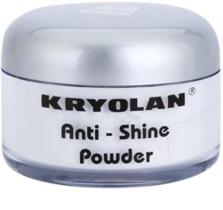 Kryolan Basic Face & Body Finishing Powder with Matte Effect