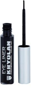 Kryolan Basic Eyes Liquid Eyeliner With Applicator
