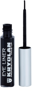 Kryolan Basic Eyes Liquid Eye Eyeliner mit einem  Applikator