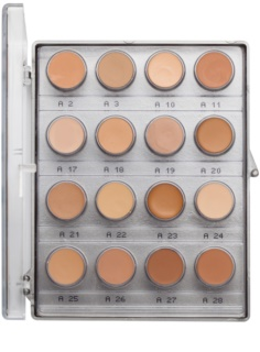 Kryolan Dermacolor Light Concealer Palette with 16 Shades
