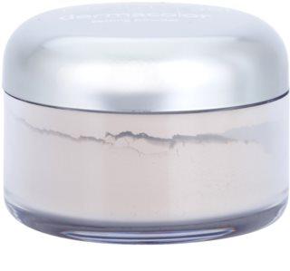 Kryolan Dermacolor Light Matt Mattifying Loose Powder With Brush