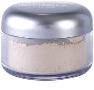 Kryolan Dermacolor Light Natural Loose Powder With Brush