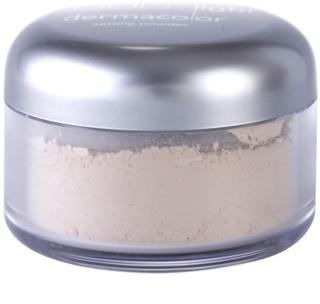 Kryolan Dermacolor Light Natural Loose Powder With Brush