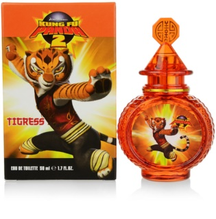 Kung Fu Panda 2 Tigress Eau de Toilette For Kids 50 ml