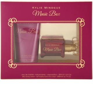 Kylie Minogue Music Box подаръчен комплект I.