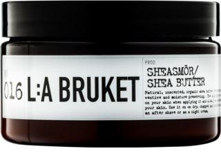L:A Bruket Body masło shea
