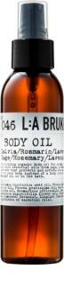 L:A Bruket Body olejek do ciała z szałwią, rozmarynem i lawendą