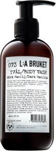 L:A Bruket Body tekuté mýdlo s vanilkou