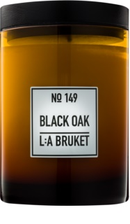 L:A Bruket Home Black Oak Scented Candle 260 g