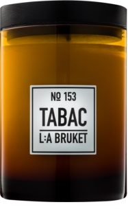L:A Bruket Home Tabac Scented Candle 260 g