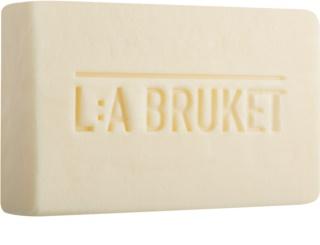 L:A Bruket Body Seifenstück mit Zitronengras