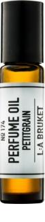 L:A Bruket Body parfémovaný olej pre relaxáciu