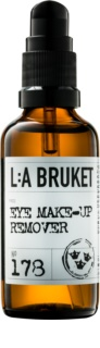 L:A Bruket Face Eye Makeup Remover